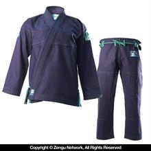 Inverted Gear Inverted Gear Bamboo CS Panda Gi - Navy Blue